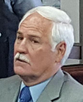 Carlos Rico, Preso Político Argentino.