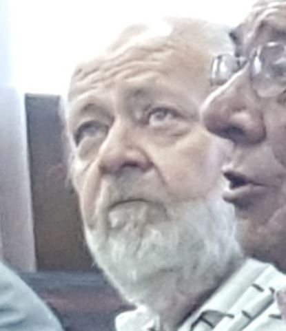Roberto Usinger, Preso Político Argentino.