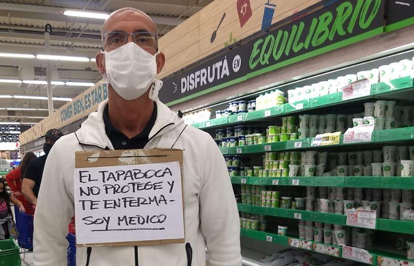Dr. Leonardo González Bayona (Photo: Facebook).